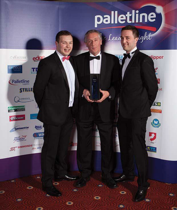Palletline Annual Awards